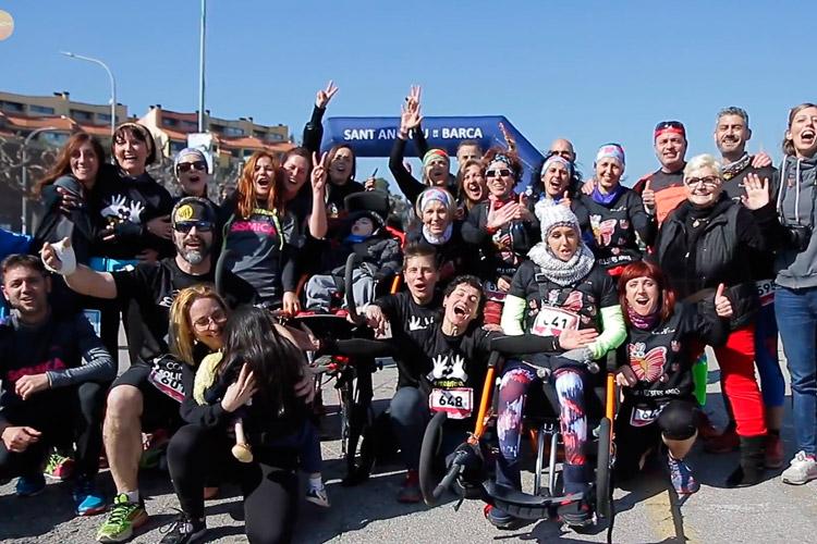 SÍSMICA RACE, DEPORTE INCLUSIVO EN LA MONTAÑA – BonDiaMon