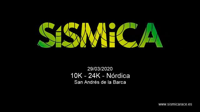 SismicaRace 2020