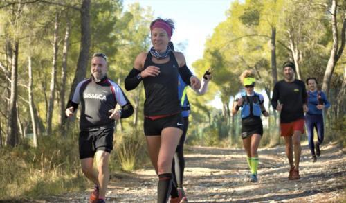 Trail Sismica Race Entrenamientos 2020